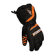 Black/Orange Backshift Gloves