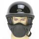 Black Rogue Helmet