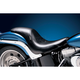 Silhouette Smooth Full-Length Seat w/Biker Gel - LGK-860