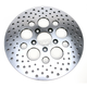 Rear 11.5 in. Stainless Steel Drilled Brake Rotor - 1710-1904