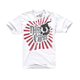 White Rising Fun T-Shirt