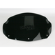 11 1/4 in. Low-Cut Gloss Black Windshield - 450-482-50