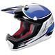 Blue Nemesis Helmet