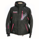 Womens Black Pulse Jacket