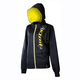 Womens Black/Yellow Athena Hoody (Non-Current)