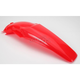 Fluorescent Red Rear Fender - 2071180236