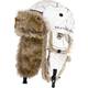 APHD Snow Camo Aviator Hat