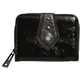 Black Chart Topper Wallet - 01901-001