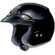 RJ Platinum-R Black Helmet