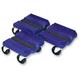 Blue Super Sport Caddy - SSC-100BL