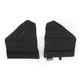 Pro-Series Black Console Knee Pads - SCKP400-BK