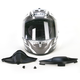 Silver FS-10 Fossil Helmet