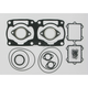 2 Cylinder Full Top Engine Gasket Set - 710225