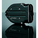 Hypercharger Blood Groove Design Air Cleaner w/Black Butterflies - 9874