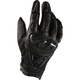 Black/Black Bomber Gloves
