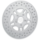 11.8 in. Triangulum Chrome Lug-Drive Brake Rotor