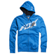 Electric Blue Superfaster Zip Hoody