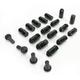 Black Lug Nuts for 387X Wheels - 0232-0204