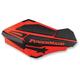 Red/Black Sentinel Handguards - 34402