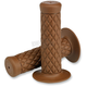 Chocolate 7/8 in. Thruster Grips - GR-BUN-78-CO