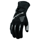 Black Comp 8 RR Long Cuff Shell Gloves