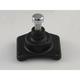 Black Solenoid End Cover/Starter Button-1.2/1.4 Starter - SHS99003