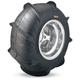 Rear Left Hand Sidewinder 20 x 11-9 Tire - 0322-0069