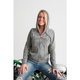 Womens Heartburn Zip Hoody