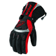 Black/Red Comp 7 Insulated Gloves
