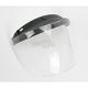 Universal Three-Snap Shield/Visor - 0131-0062