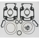 2 Cylinder Full Top Engine Gasket Set - 710180