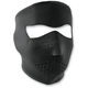 Black Full Face Mask - WNFMS114