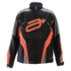 Black/Orange Comp 7 Jacket
