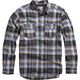 Black Brayden Long Sleeve Shirt