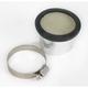 Aluminum Intake for Mikuni Carbs/30-34mm - 420