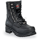 Mens Trooper Leather Boots - D Width