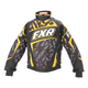 Yellow Charcoal Strike Helix Jacket