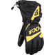 Black/Yellow Fuel Gloves