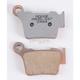 XCR Sintered Metal Brake Pads - M935-S47