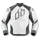 White Hypersport Prime Leather Jacket