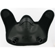 Black Breath Guard for HJC Helmets - 60-711