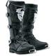Black Ratchet Boots