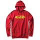 Red Don Pullover Hoody
