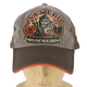 Brown Samcro Trucker Hat - ETSA2003-BR