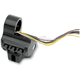 Black 4 Button Contour Switch Housing - 0062-2041-B