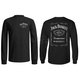 Black Label Long Sleeve T-Shirt