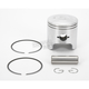 OEM-Type Piston Assembly - 81mm Bore - 09-682