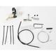 Goldfinger Left Hand Throttle Kit for Arctic Cat - 007-1021G