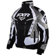 Black/White/Titanium Team FX Jacket