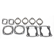 2 Cylinder Full Top Engine Gasket Set - 710173